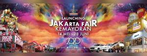 JAKARTA FAIR KEMAYORAN 2020