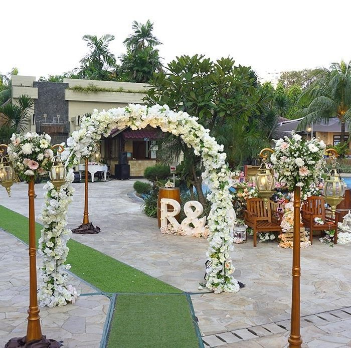 RUBY WEDDING PACKAGE