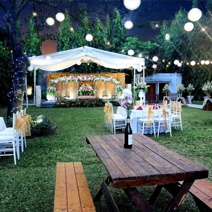 Outdoor Wedding Jadi Tren Tempat Pernikahan Tahun 2021
