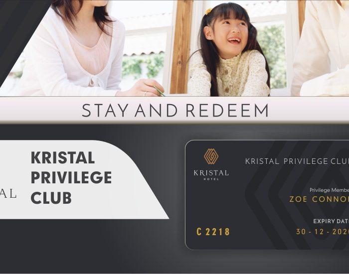 KRISTAL PRIVILEGE CLUB