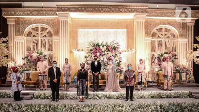 11 Rekomendasi Penyelenggaraan Pernikahan Aman Selama COVID-19