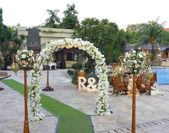 Hal Penting dalam Menggelar Resepsi pernikahah konsep; Wedding Indoor atau Wedding Outdoor