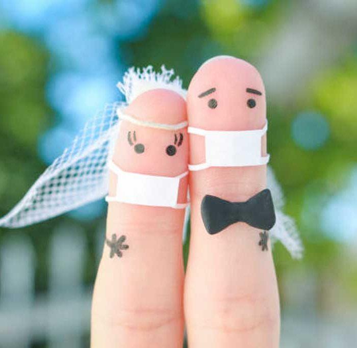 Tips Menggelar Resepsi Pernikahan Saat Pandemi Covid-19 sesuai Prokes.
